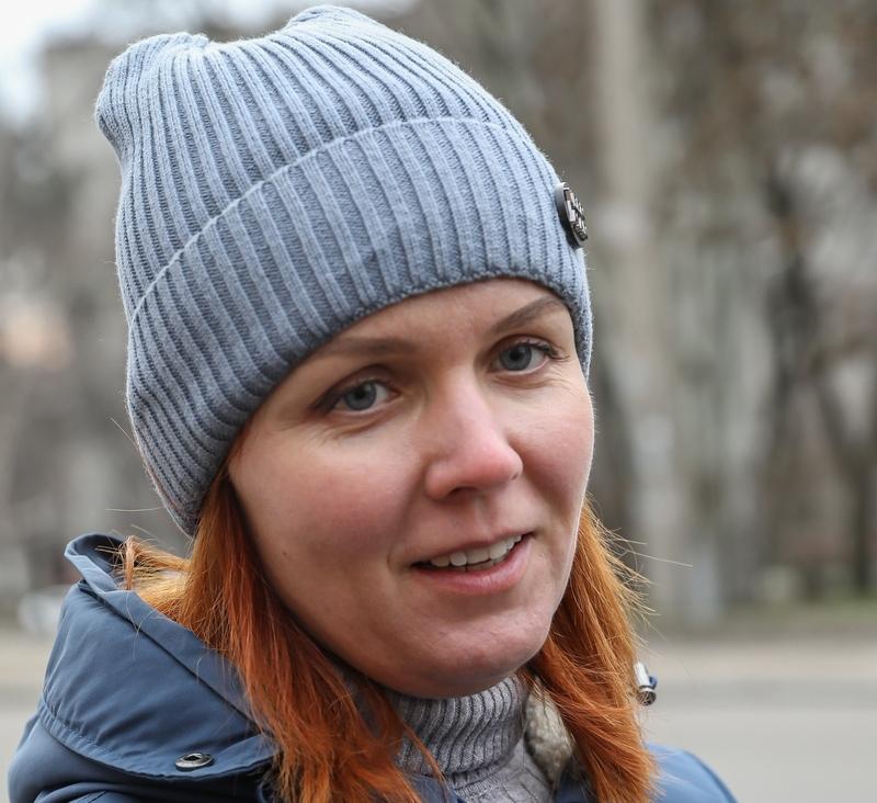 Катерина Хижня
