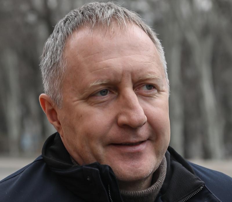 Валерій Мостовий