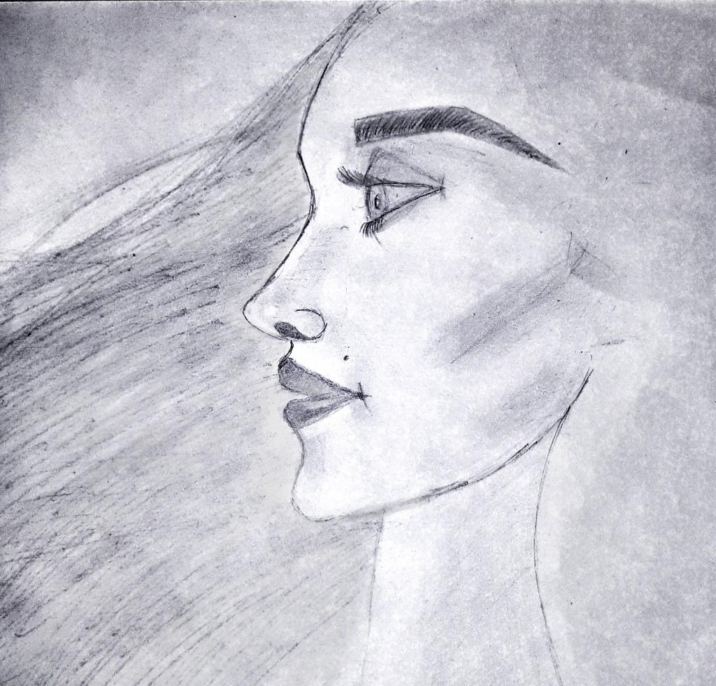 17-ти річна Анастасія любить створювати жіночі образи