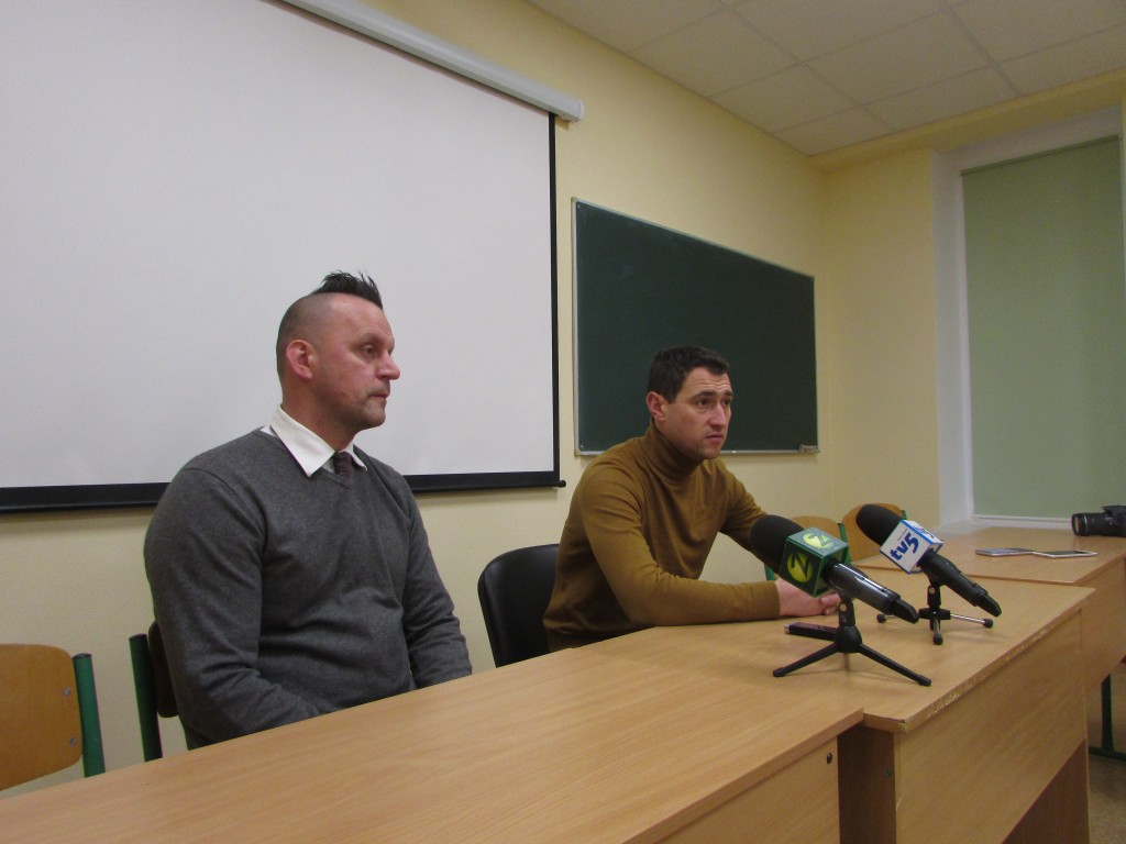 Олег Панченко та Євген Зукін