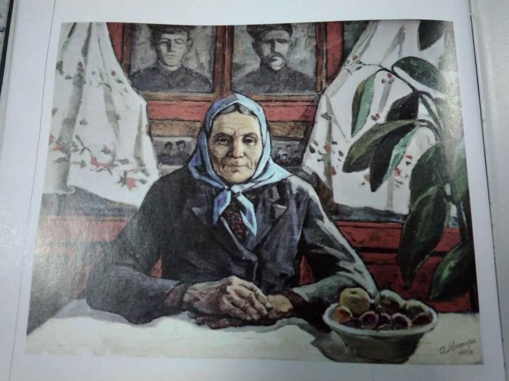картина Мати