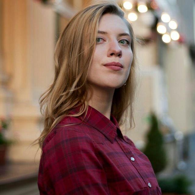 Аліна Кашевська
