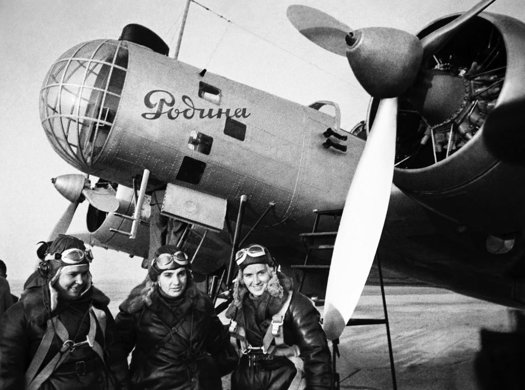 Екіпаж льотчиць