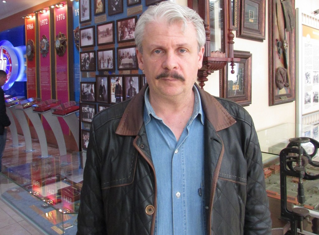Олег Варяник