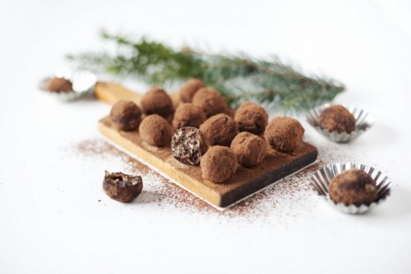цукерки з нречки