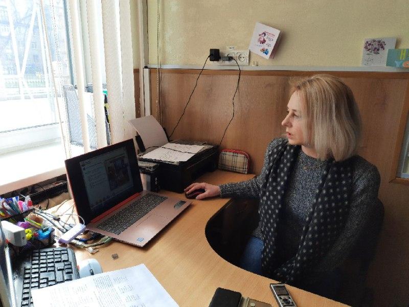 вчителька ОленаТимошенко