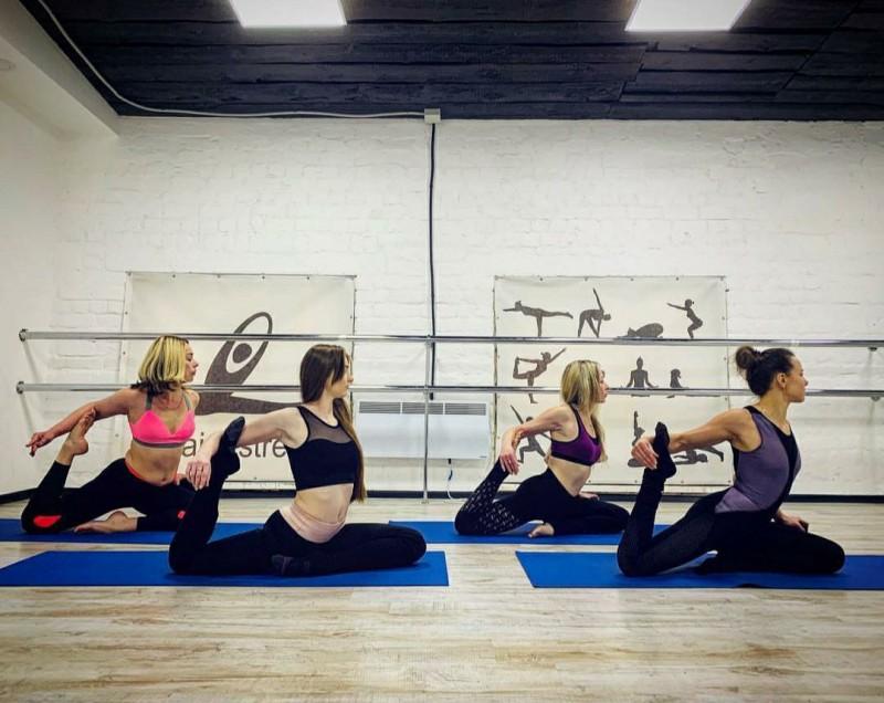 заняття Fusion йога