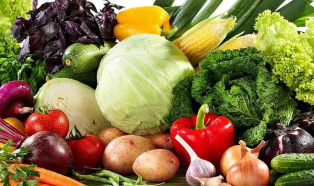 ціни на овочі