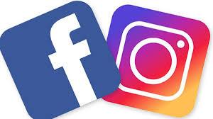 Instagram та Facebook