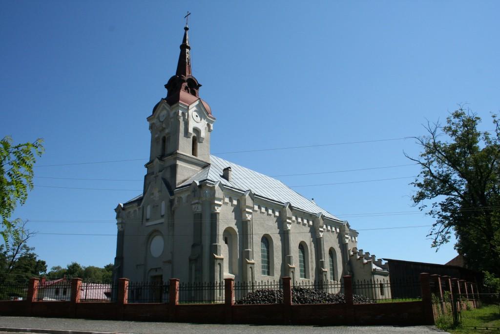 Костел св Діви Марії