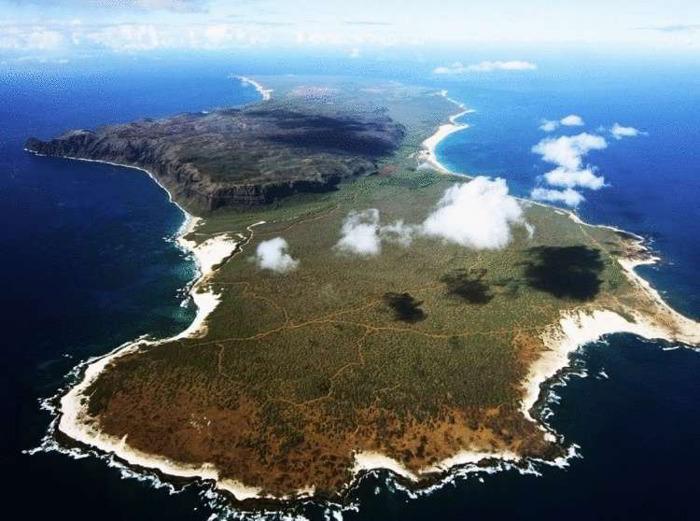 10. Острів Ніїхау