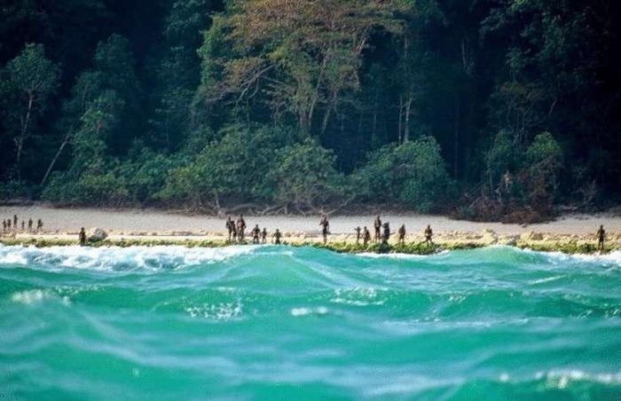 6. Сентінельський острів
