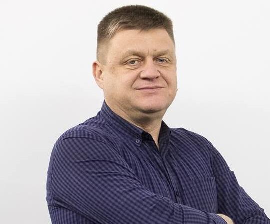 Максим Лупашко
