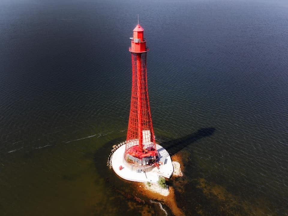Аджигольський маяк (фото – Ольга Куракіна)