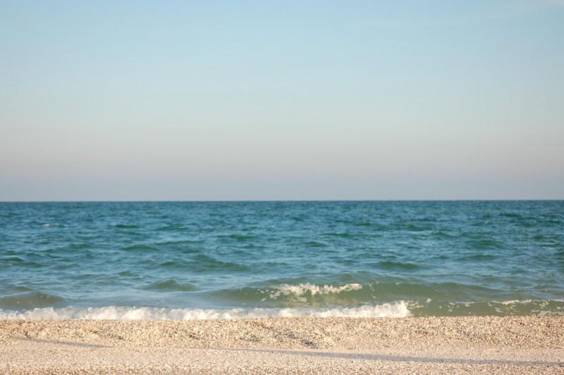 відкрите море