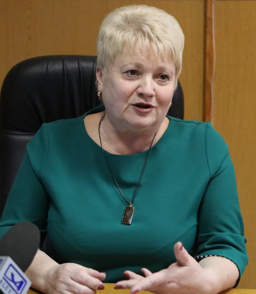 Галина Остапенко