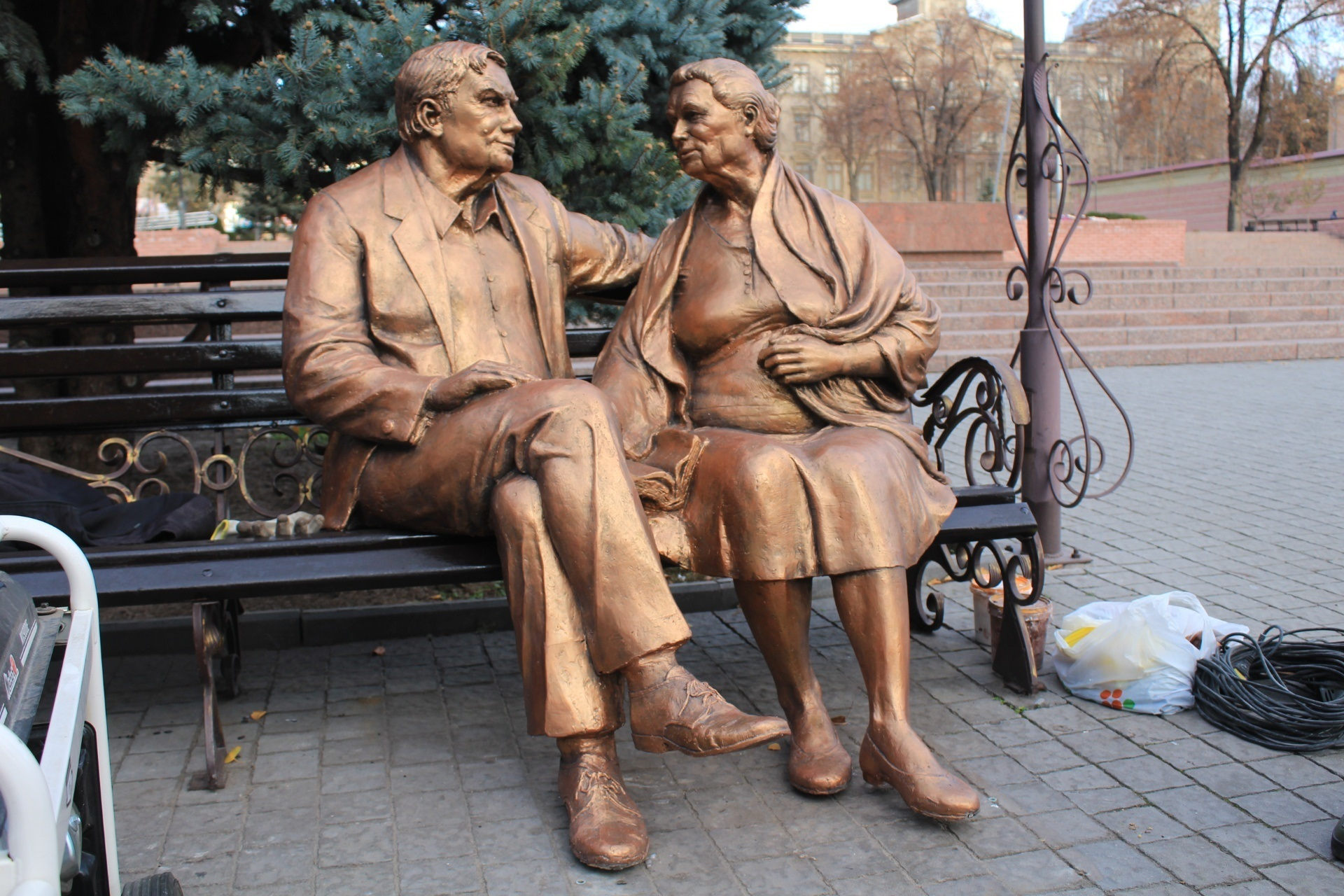пам'ятник батькам