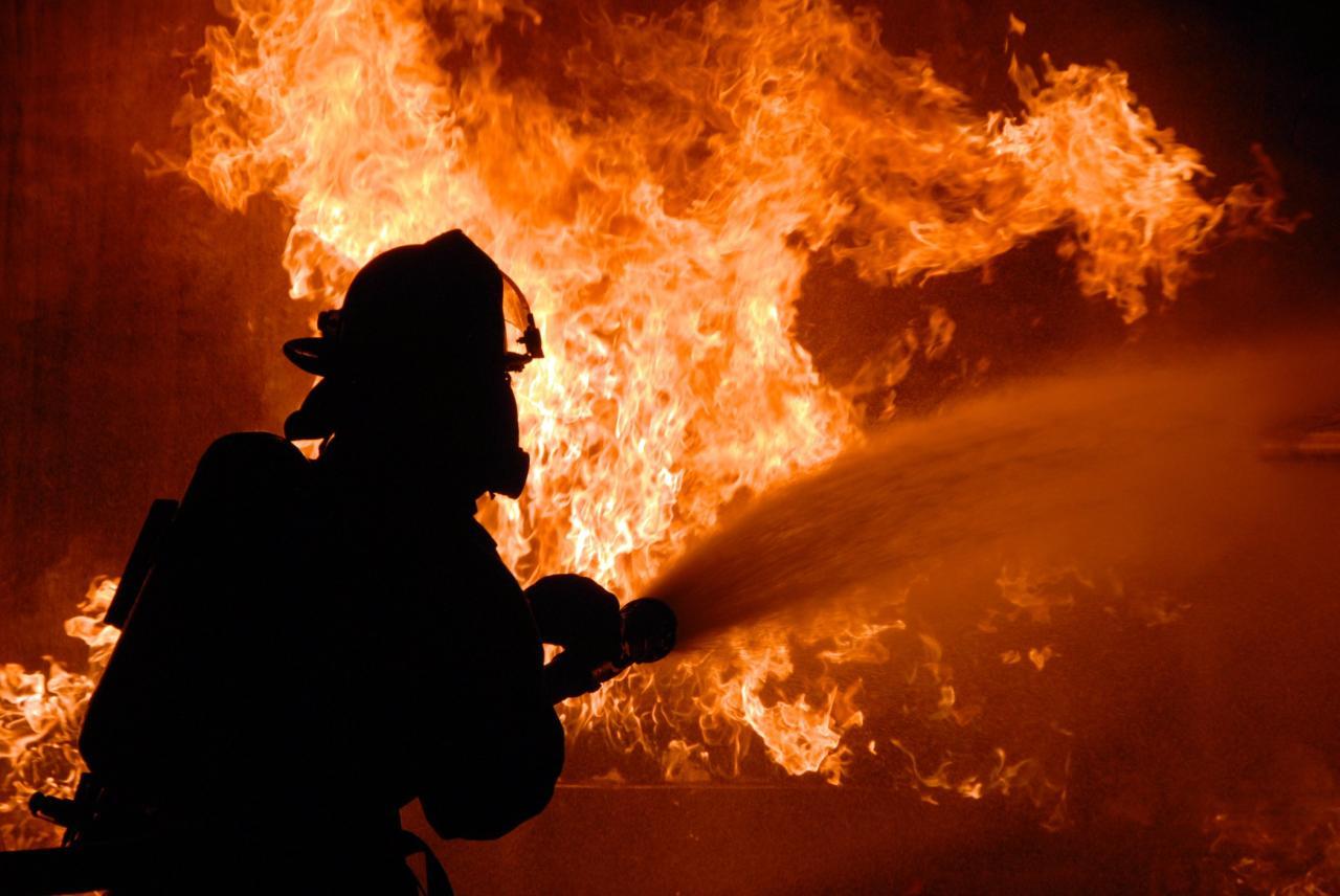 Пожежні Запоріжжя