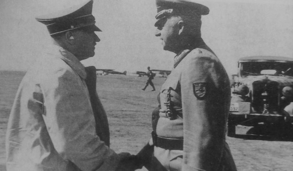 Гітлер у Запоріжжі