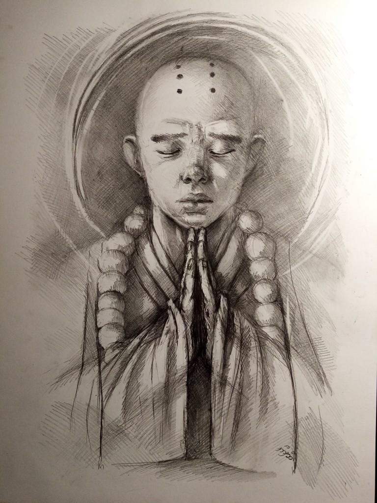 Малюнок Петра Чижмака